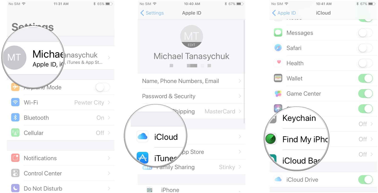 Method 2: The best ways to monitor an iPhone place entirely free through Find My iPhone application