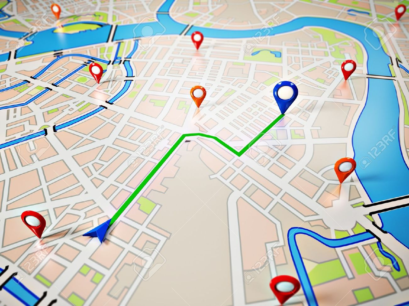 #2 Real Time Location Tracking - Glympse