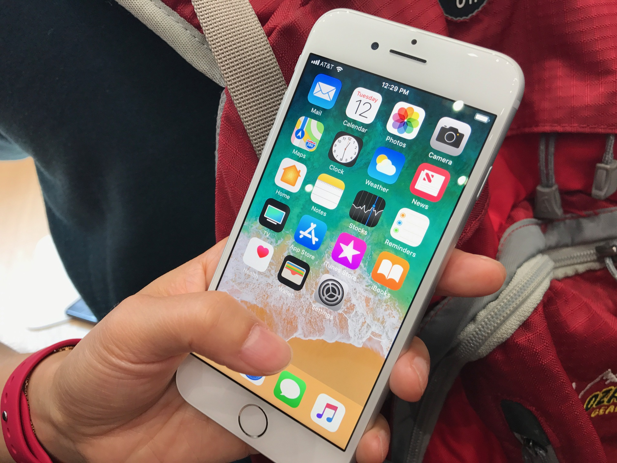 Comply with the Actions to track your youngster's iPhone