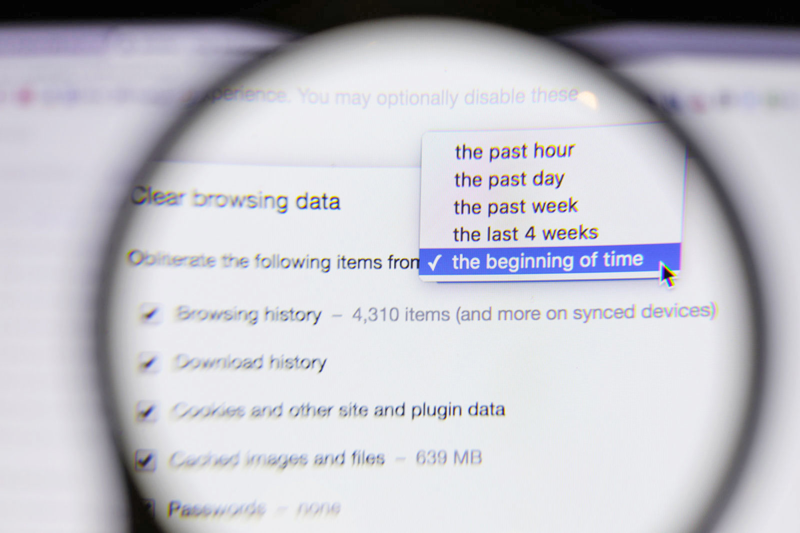 Get the best 7 Ways to Show and erase Desktop and Mobile Phones Browsing History
