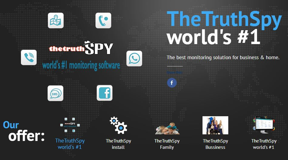 Way 1: Hacking procedure of into an iPhone Via TheTruthSpy