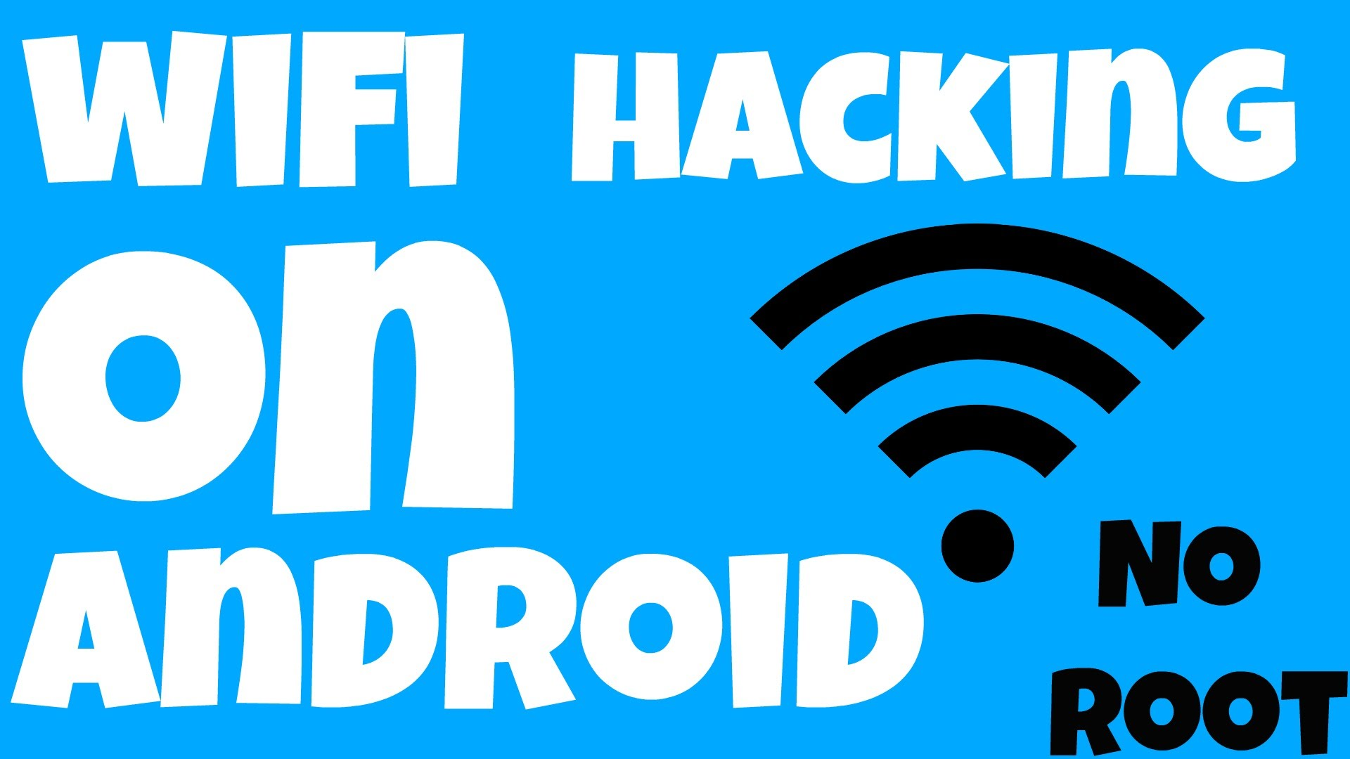 Learn 6 Ways to hack Wifi Password on Android