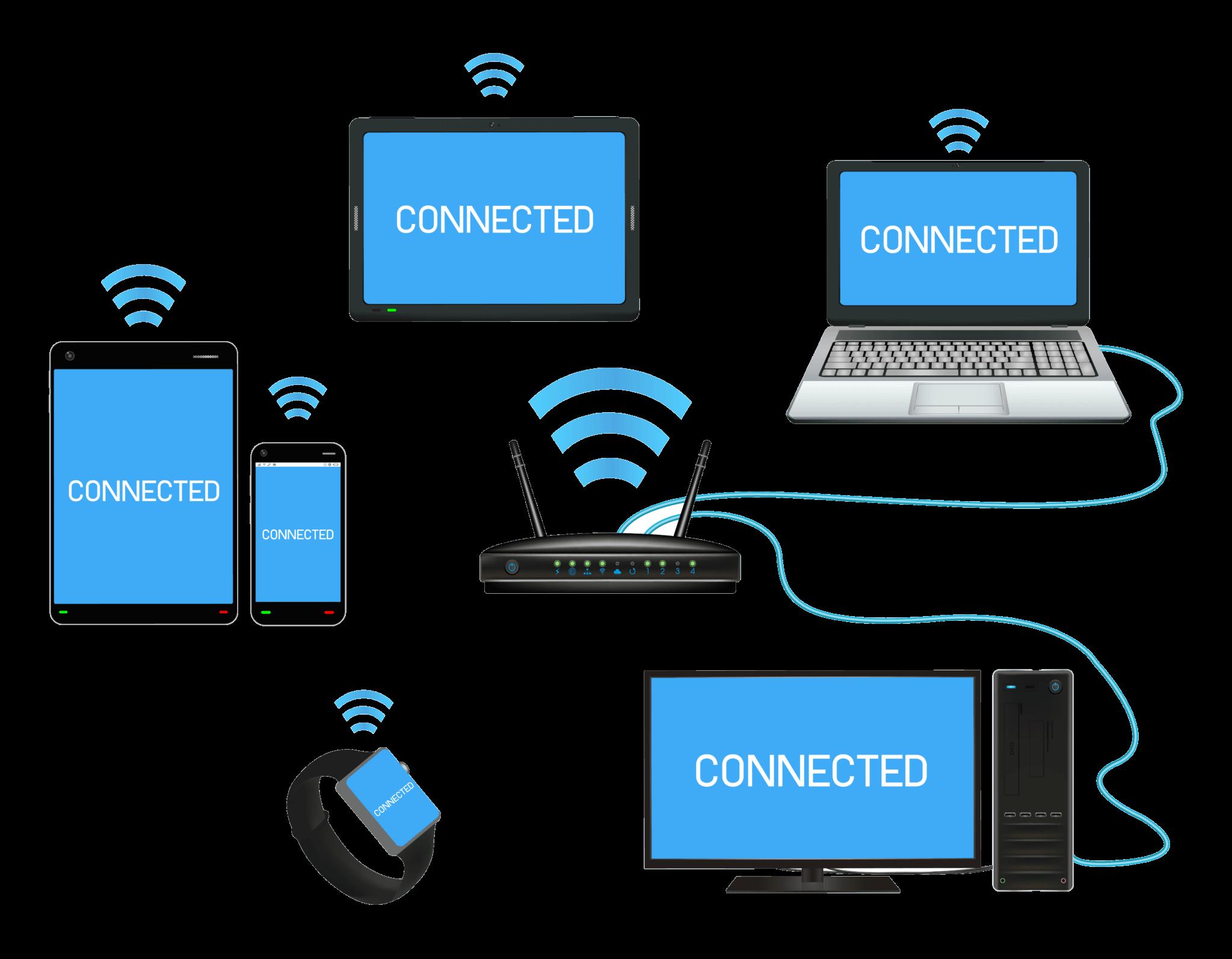 Hacking Wi-Fi password on PC or laptop